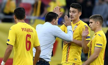 Cosmin Contra nationala Romaniei tineret U21 calificari EURO 2020