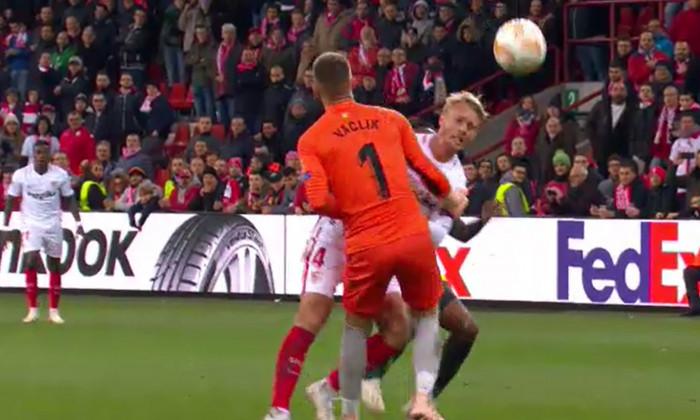 Standard Liege - FC Sevilla UEFA Europa League