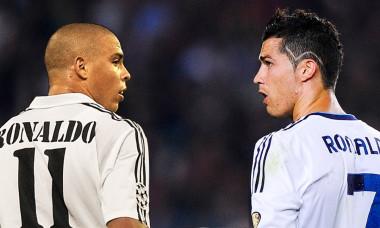 ronaldo vs ronaldo