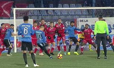 Gol Ianis Hagi Viitorul - Dinamo