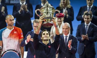 Roger Federer Marius Copil