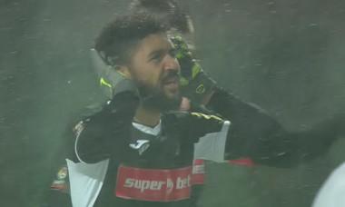 Dylan Flores gol