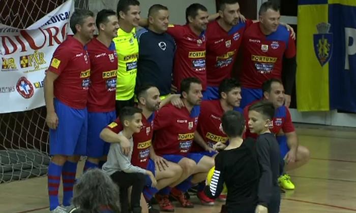 Steaua Turneul lupilor 2018