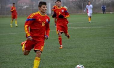 Petre Ion Peniță s-a aflat, acum 4 ani, în lotul preliminar al naționalei României U21