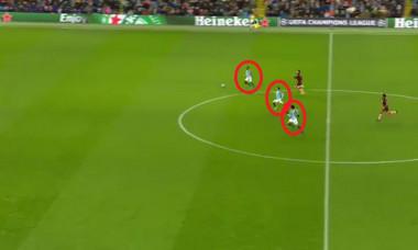 Manchester City - Hoffenheim, Uefa Champions League