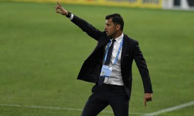 Nicolae Dică este antrenor la FCSB din vara lui 2017