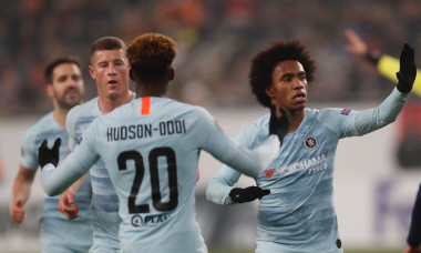 Willian Chelsea gol