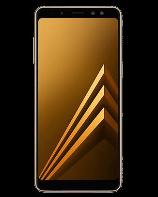 samsung-a8-gold