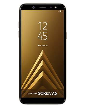 samsung-galaxy-a6-gold