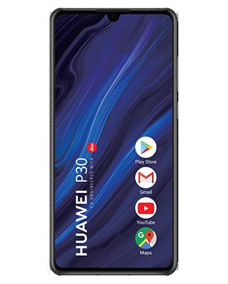 Huawei_p30_Black
