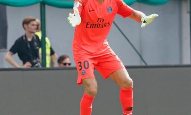 Buffon mai face o gafa in tricoul lui PSG, intr-un amical de gala cu Bayern (Video)