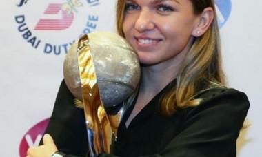 Simona Halep, in topul celor mai dominanti sportivi din lume in 2018