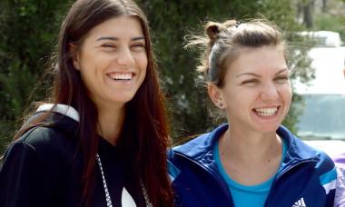 Tensiuni intre Simona Halep si Sorana Cirstea? De ce s-ar fi retras sportiva din echipa de Fed Cup