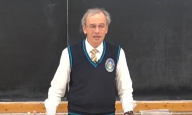 Performanta fantastica: a transformat fizica intr-o materie iubita de elevi! Profesorul cu milioane de vizualizari pe YouTube
