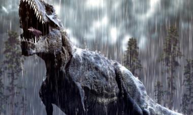 Plinut si gol: cum ar fi aratat de fapt temutul T.Rex