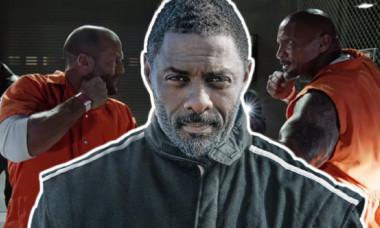 """Idris Elba, letal in urmatorul film al francizei """"Fast & Furious"""". Vezi primele imagini"""