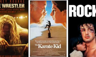Cele mai bune filme cu și despre sport. Producții care te vor fascina și inspira