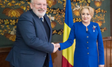 Acuzațiile extrem de grave ale Vioricăi Dăncilă din scrisoarea trimisă la Bruxelles. Ce i-a spus premierul României președintelui CE
