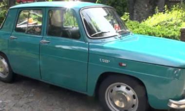 Cum arată puse alături prima Dacie produsă la Colibaşi şi un Buick Riviera din 1972