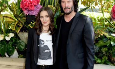 Winona Ryder: M-am căsătorit cu Keanu Reeves în România