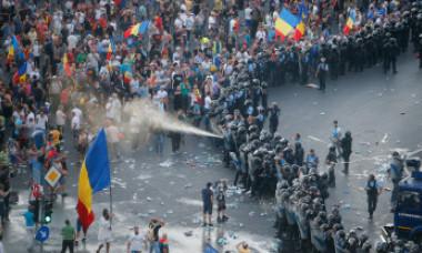 Acuzații grave în dosarul protestelor. Cum ar fi fost falsificate date pentru a permite intervenția în forță a jandarmilor