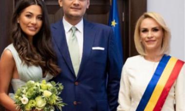 """""""Băi, săracule, tu știi cine e bărbată-miu?"""". Reacția soției lui Dragnea Jr. când fiul unui """"mare actor"""" i-a strigat sloganul anti-PSD"""