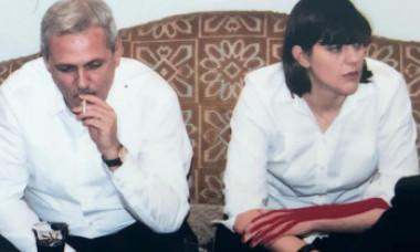 Ce avea, de fapt, pe mână Kovesi în fotografia în care apare alături de Dragnea. Liviu Pop: Mă face să cred că poza nu e reală