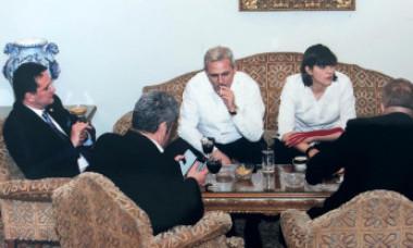 CTP analizează poza lui Dragnea cu Maior și Kovesi. Concluziile jurnalistului