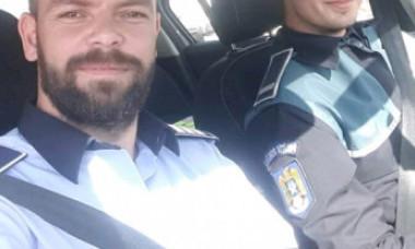 """VIRAL. Cum au anunțat doi polițiști din Bihor unde stau cu radarul """"la pândă"""""""