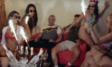 Un baron al drogurilor s-a predat, la câteva zile după ce a apărut într-un clip de muzică reggaeton