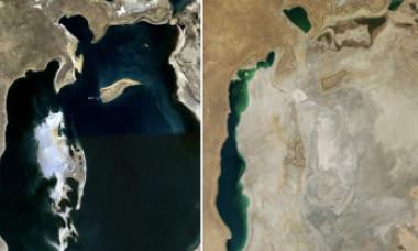 Marea care a secat. Motivele care au dus la acest dezastru ecologic