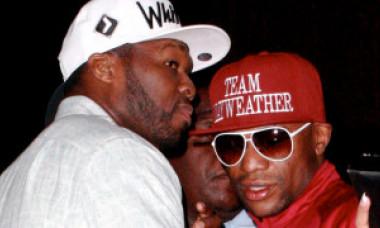 Atac fără precedent al lui Floyd Mayweather către 50 Cent.