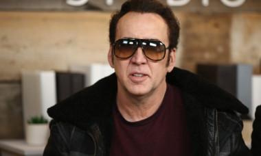 Nicholas Cage plătește pensia alimentară pentru Sorin și Lucian, doi copii români